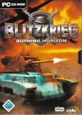 Blitzkrieg: Burning Horizon Windows Front Cover