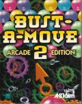Bust-A-Move 2: Arcade Edition DOS Front Cover