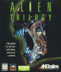 Alien Trilogy DOS Front Cover