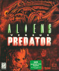 Aliens Versus Predator Windows Front Cover
