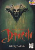 Bram Stoker's Dracula DOS Front Cover