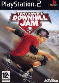 Tony Hawk's Downhill Jam PlayStation 2 Front Cover