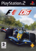 Formula One 06 PlayStation 2 Front Cover