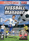 YoungStars Fussball Manager Windows Front Cover