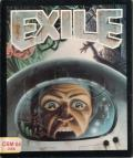 Exile Commodore 64 Front Cover