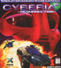 Cyberia 2: Resurrection Windows Front Cover