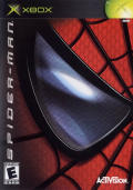 Spider-Man: The Movie Xbox Front Cover