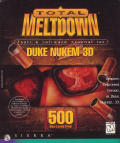 Total Meltdown DOS Front Cover