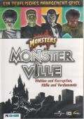 Universal Monsters: Monsterville Windows Front Cover