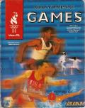 Olympic Games: Atlanta 1996 DOS Front Cover