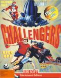 Challengers Commodore 64 Front Cover