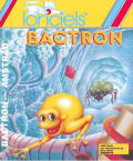 Bactron Amstrad CPC Front Cover