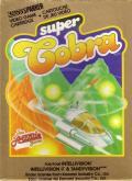 Super Cobra Intellivision Front Cover