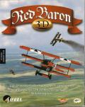 Red Baron 3-D Windows Front Cover