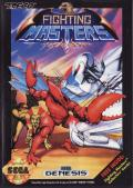 Fighting Masters Genesis Front Cover