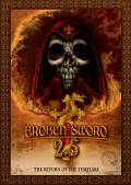 Broken Sword 2.5: The Return of the Templars Windows Front Cover
