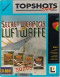 Secret Weapons of the Luftwaffe (CD-ROM) DOS Front Cover