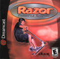 Razor Freestyle Scooter Dreamcast Front Cover