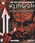 Star Trek: The Next Generation - Klingon Honor Guard Macintosh Front Cover