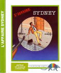 The Sydney Affair Amstrad CPC Front Cover