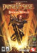 Dungeon Siege II: Broken World Windows Front Cover