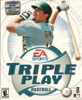 Triple Play Baseball Windows Front Cover