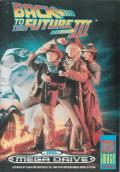 Back to the Future Part III Genesis Front Cover