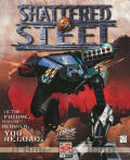 Shattered Steel DOS Front Cover
