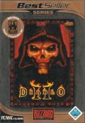 Diablo II Gold Macintosh Front Cover