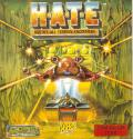 H.A.T.E. Commodore 64 Front Cover