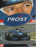 Prost Grand Prix 1998 Windows Front Cover