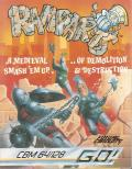 Ramparts Commodore 64 Front Cover