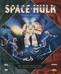 Space Hulk DOS Front Cover