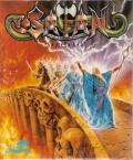 Satan Commodore 64 Front Cover