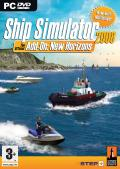 Ship Simulator 2008 Add-on: New Horizons Windows Front Cover