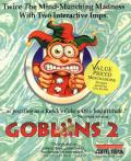 Gobliins 2: The Prince Buffoon DOS Front Cover