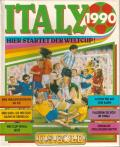 World Class Soccer Commodore 64 Front Cover