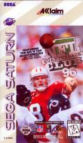 NFL Quarterback Club 96 SEGA Saturn Front Cover