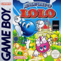 Adventures of Lolo  Game Boy Front Cover