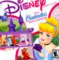 Disney's Cinderella's Dollhouse Macintosh Front Cover