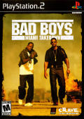 Bad Boys: Miami Takedown PlayStation 2 Front Cover