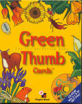Green Thumb Cards Windows Front Cover