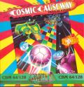 Cosmic Causeway: Trailblazer II Commodore 64 Front Cover