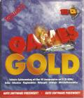 Gold Games DOS Front Cover