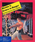 Mission 2: Return to Danger - Accessory Game for Spear of Destiny DOS Front Cover