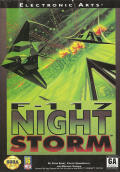 F-117 Night Storm Genesis Front Cover