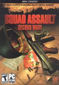 Squad Assault: Second Wave Windows Front Cover