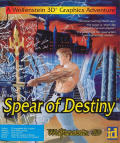 Spear of Destiny DOS Front Cover