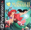 Disney's The Little Mermaid II PlayStation Front Cover