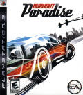 Burnout: Paradise PlayStation 3 Front Cover